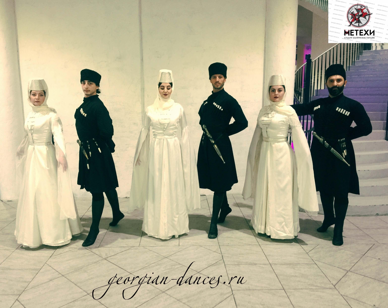 Школа лезгинки в москве