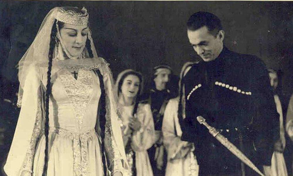Особенности грузинских танцев